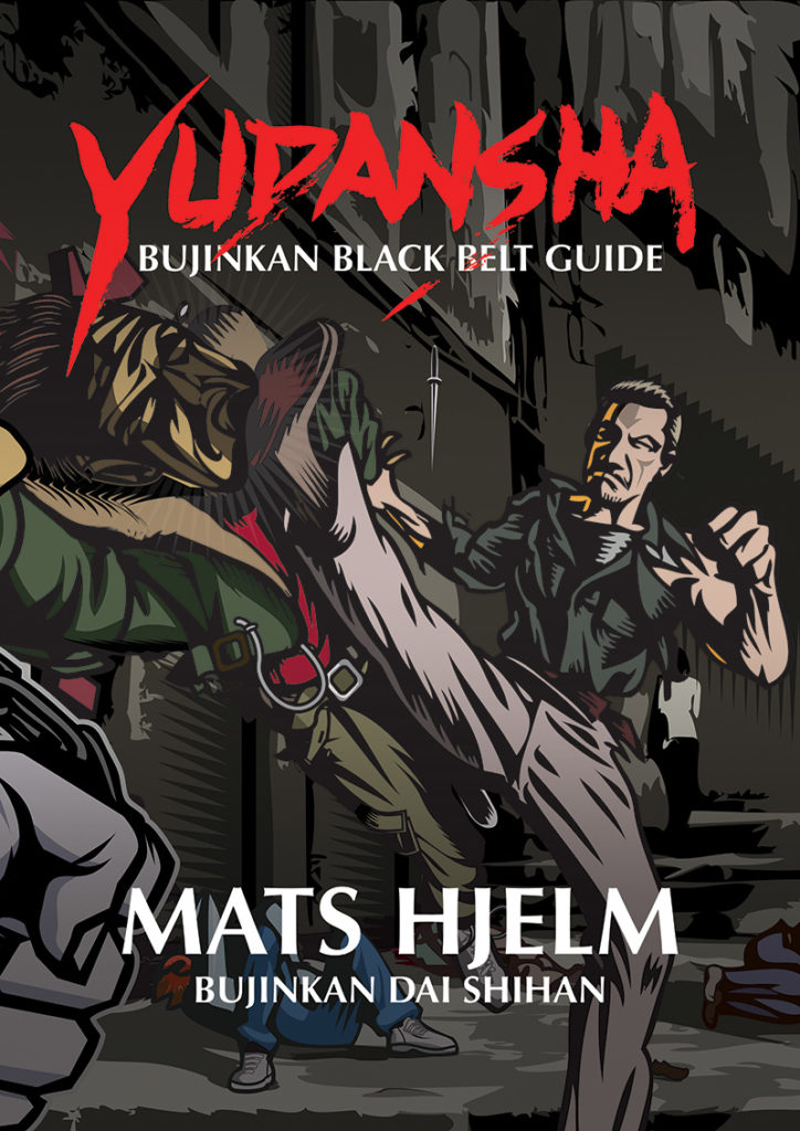 YUDANSHA - BUJINKAN BLACK BELT GUIDE